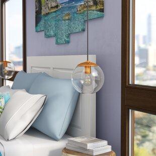 Wrought Studio Poppe 1-Light Pendant