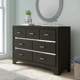 Alexandro 7 Drawer Dresser by Ebern Designs Sale