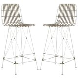 Bungalo Bar & Counter Stool (Set of 2) by Mistana™
