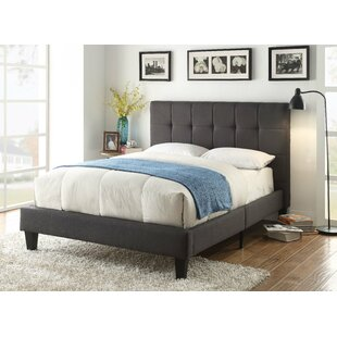 Inexpensive Mcglade Albert Upholstered Platform Bed by Ivy Bronx Reviews (2019) & Buyer's Guide