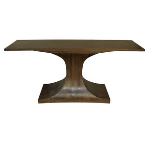 Noir Hugan Console Table