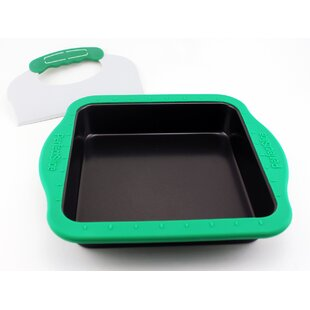 Perfect Slice Square Cake Pan