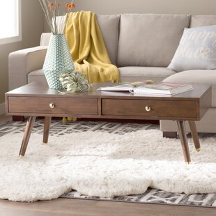 Dulaney Coffee Table By Mercury Row