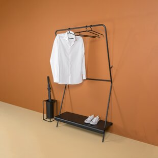 Manes 91.5cm Wide Clothes Storage System By Rebrilliant