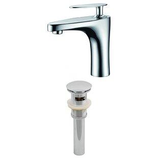 Royal Purple Bath Kitchen Single Hole Bathroom Faucet with Drain Assembly
