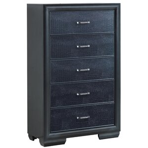 Aguilera 8 Drawer Chest by Everly Quinn