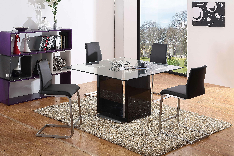 Orren Ellis Scala Square Dining Table