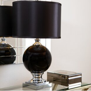 Wesley Glass 29 Table Lamp