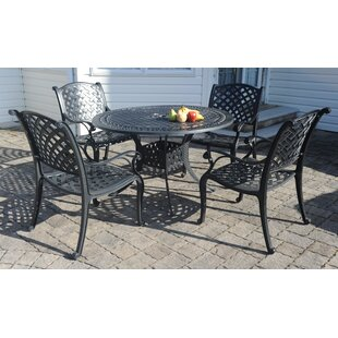 Pruden 5 Piece Dining Set ..