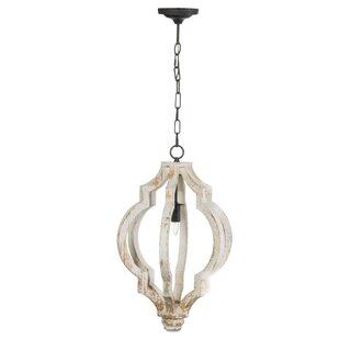 Ophelia & Co. Korman 1-Light Pendant