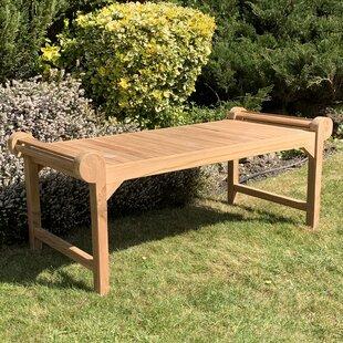 Fordbridge Teak Coffee Table By Sol 72 Outdoor