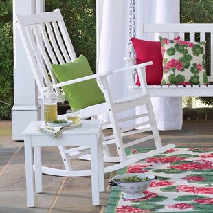 Best Reviews Rocking Chair by Plow & Hearth Reviews (2019) & Buyer's Guide
