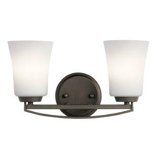 Hong 2-Light Vanity Light ..