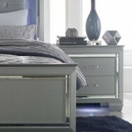 House of Hampton Boden 2 Drawer Nightstand