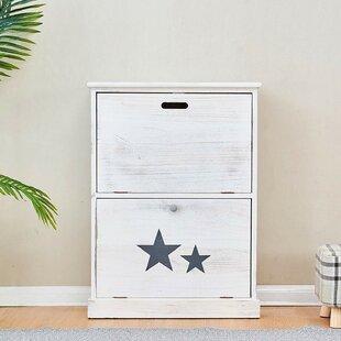 Star 6 Pair Flip Down Shoe Storage By House Of Hampton