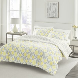 Studio Serena Cotton Reversible Duvet Cover Set by Laura Ashley Home