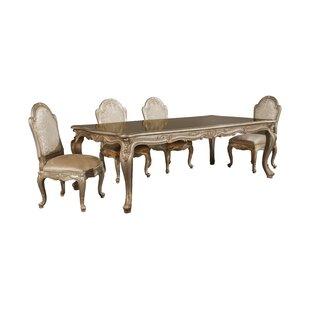Louis Side Chair by Benetti's Italia
