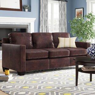 Buckhead Leather Sofa