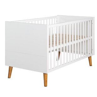 Mick Cot Bed 2-Piece Nursery Furniture Set By Roba