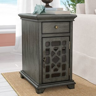 Mauldin End Table with Storage