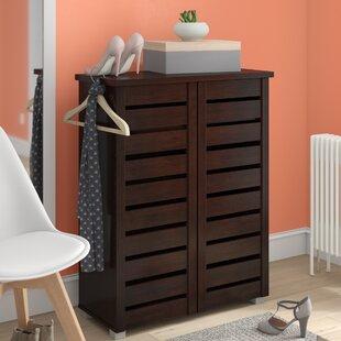 15 Pair Shoe Storage Cabinet By Ebern Designs