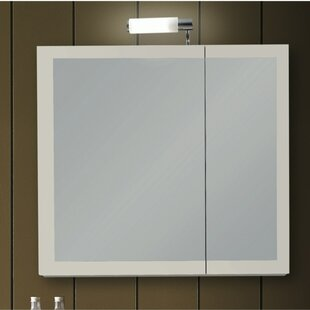 Great Price Luna 30.9 x 27.7 Surface Mounted Medicine Cabinet By Iotti by Nameeks