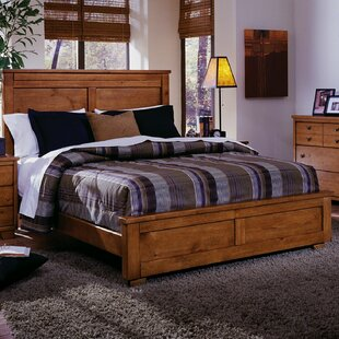 Chinn Panel Bed by Winston Porter