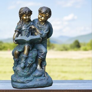 Reading Statue Wayfair