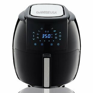 5.5 Liter 8-in-1 Electric Air Fryer