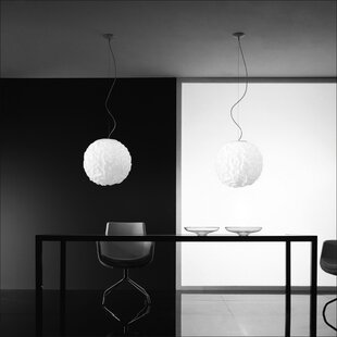 Emisfero 1-Light Pendant by ZANEEN design