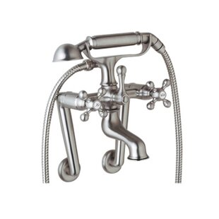 Rohl Cisal Double Handle Wall Mount Clawf..