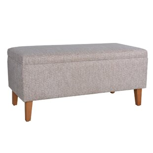 Penny Upholstered Storage Bench by Porthos Home