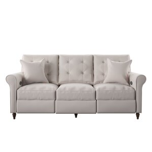 Wayfair Custom Upholstery? Allen Reclining Sofa