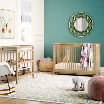 Mack & Milo Thietmar 2-in-1 Convertible 2 piece Crib Set