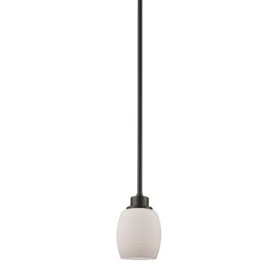 Ebern Designs Adalyn 1-Light Bell Pendant