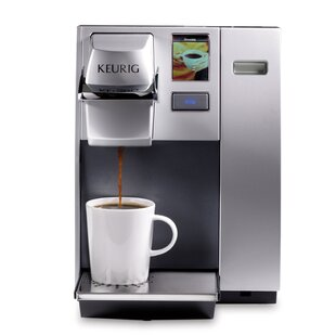 K155 Office Pro Single Cup Commercial K-Cup Pod Coffee Maker