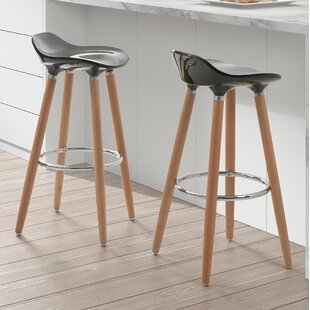 Hagert Bar Stool by Brayden Studio