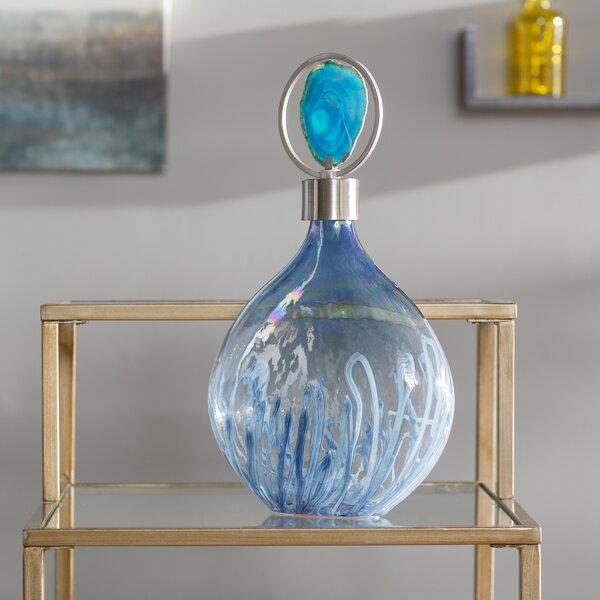 Light Blue Vase Wayfair