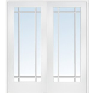 MDF Primed Interior French Door By Verona Home Design