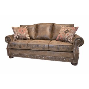 Price comparison Spears Southwestern Sofa by Loon Peak Reviews (2019) & Buyer's Guide