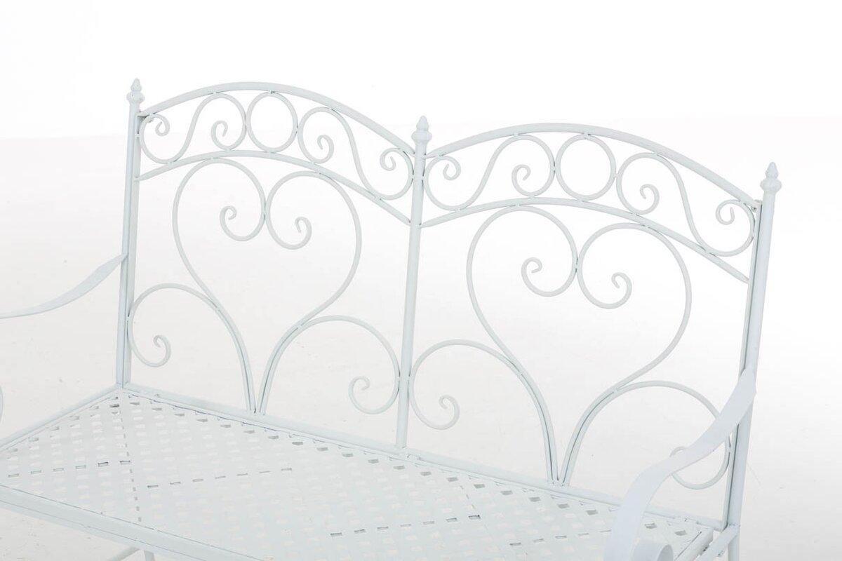Home & Haus Sitzbank Winnebago aus Metall & Bewertungen