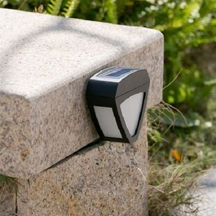 Read Reviews Upper Stanton Wall Mounted 2-Light Outdoor Bulkhead Light By Winston Porter