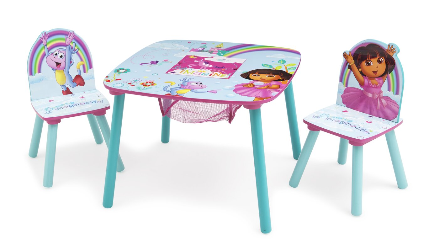 Arts & Crafts Kids\' Table & Chair Sets You\'ll Love