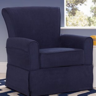 huge selection of e7aad 2efd3 navy blue glider rocker You'll Love in 2019 | Wayfair