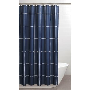 Zebediah Single Shower Curtain By Ebern Designs