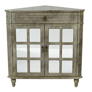 Harmony 2 Door Accent Cabinet by One Allium Way