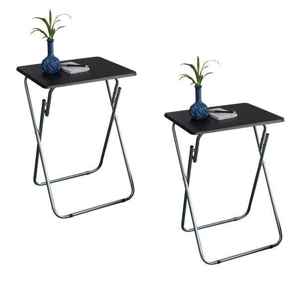 Surprising Folding Buffet Tray Table Wayfair Short Links Chair Design For Home Short Linksinfo