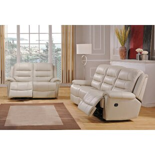 Shantell Reclining 2 Piece Living Room Set