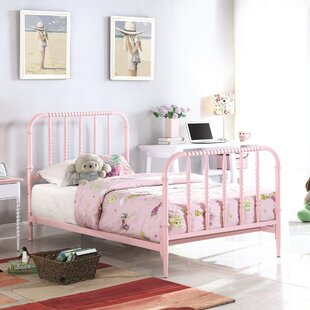 Embree Kids Toddler Bed by Harriet Bee