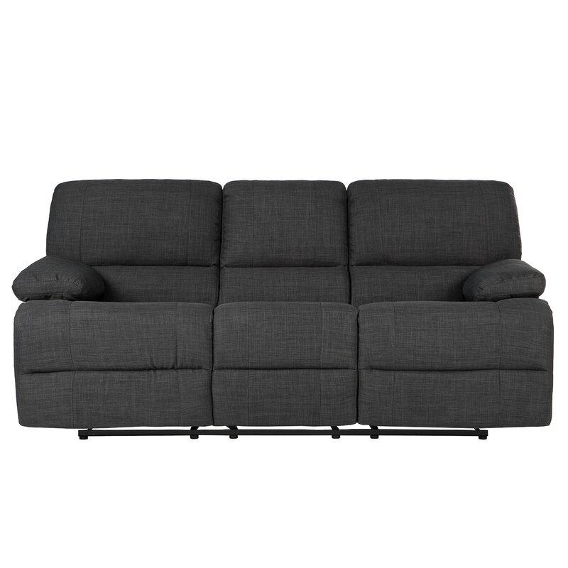 Oversize Reclining Sofa